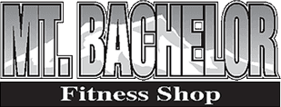 Mt Bachelor Fitness Equipment Logo
