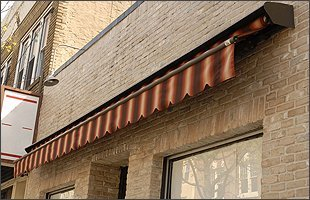 Roller shades | Bridgeport, CT | Fair County Awning Co. | 203-334-6929