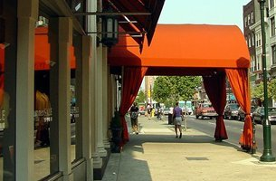 Commercial awnings | Bridgeport, CT | Fair County Awning Co. | 203-334-6929
