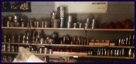 Brass adaptor | Riverside, CA | Hose Specialist Inc. | 951-784-6737