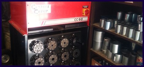 Steel adaptor | Riverside, CA | Hose Specialist Inc. | 951-784-6737