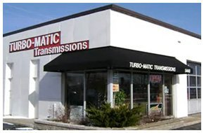 Turbo-matic storefront