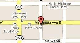 The Walk In Closet 22 1st St SE Glenwood, MN 56334