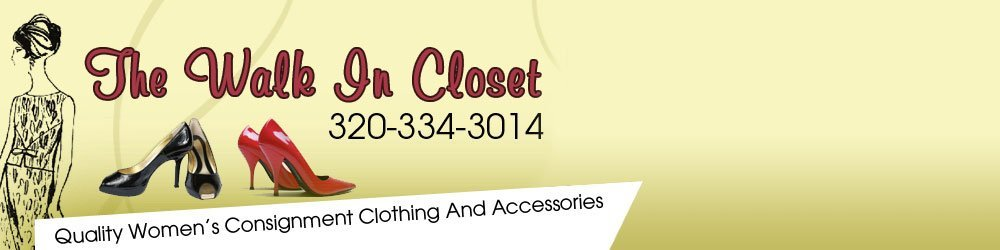 Consignment Shop Glenwood, MN - The Walk In Closet