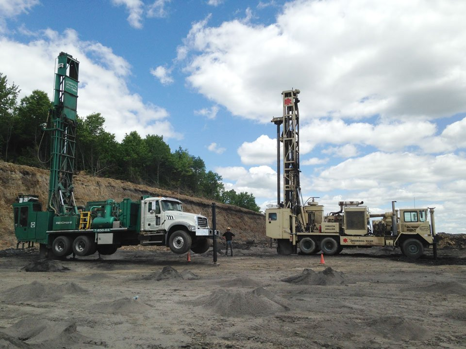Geotechnical Work