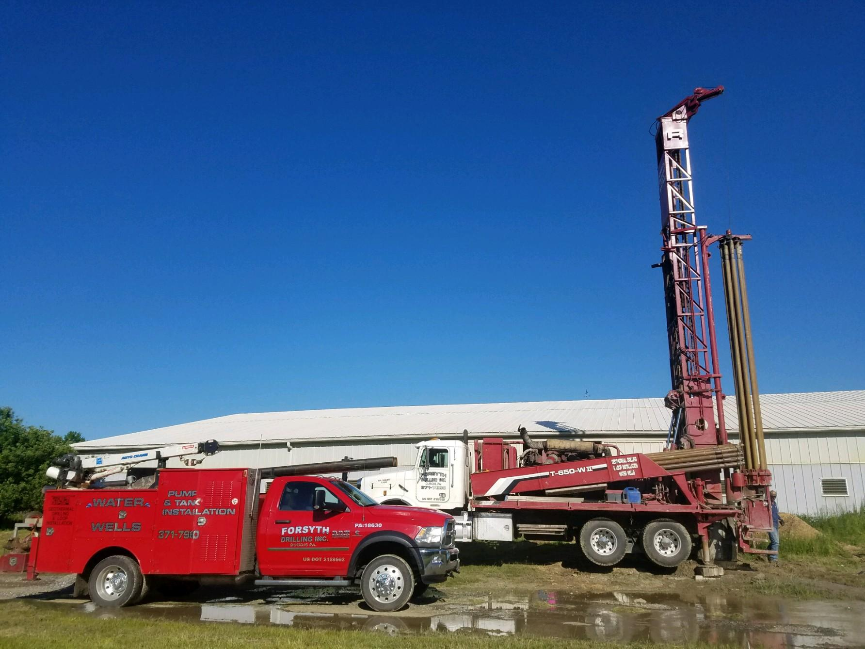installing a water well system