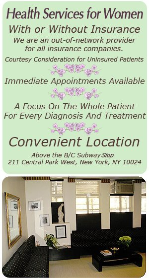 Gynecology and Women's Health - New York, NY - Museum Medical Institute