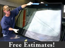 Windshield Replacement - Amarillo, TX - AA & A Windshield & Glass - windshield repair - Free Estimates!