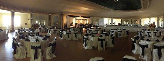 Banquet Hall Floor Plans