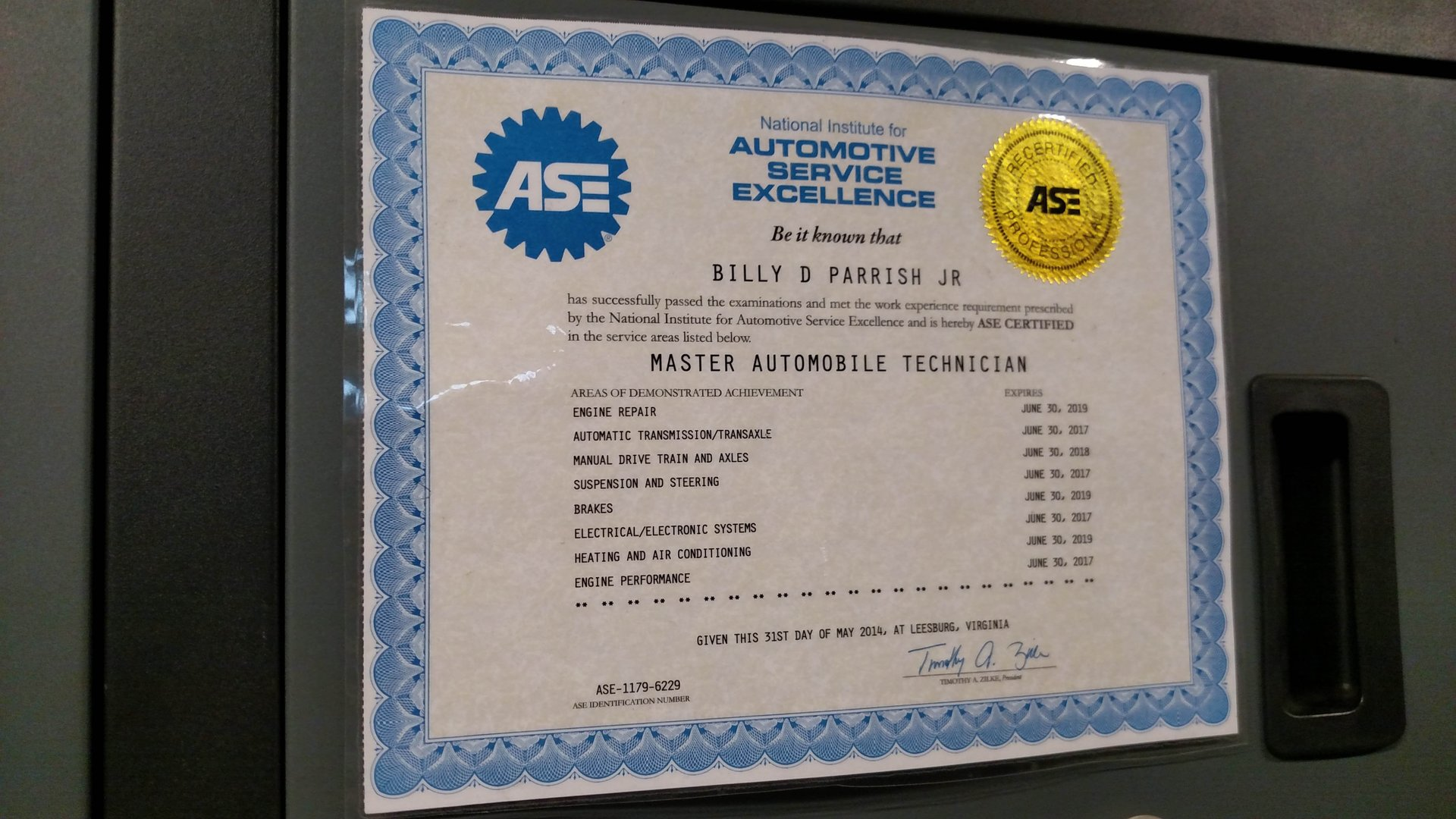 Repairs done right photo gallery waipahu hi ase certificate 1betcityfo Images