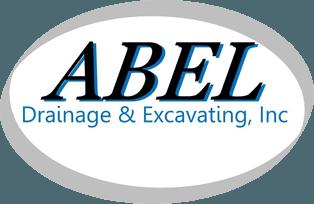 Abel Drainage & Excavating Inc. - Logo