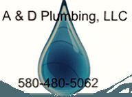 A & D Plumbing - Logo