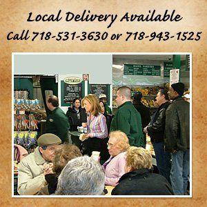 Restaurants  - Brooklyn, NY  - Mill Basin Bagel Café - Local Delivery Available Call 718-531-3630 or 718-943-1525
