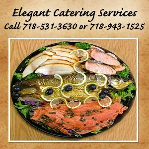 Catering Services  - Brooklyn, NY  - Mill Basin Bagel Café - Elegant Catering Services Call 718-531-3630 or 718-943-1525