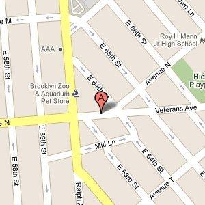 Mill Basin Bagel Cafe - 6319 Avenue N  Brooklyn, NY 11234-5508 (Between Ralph & E. 64th St.)