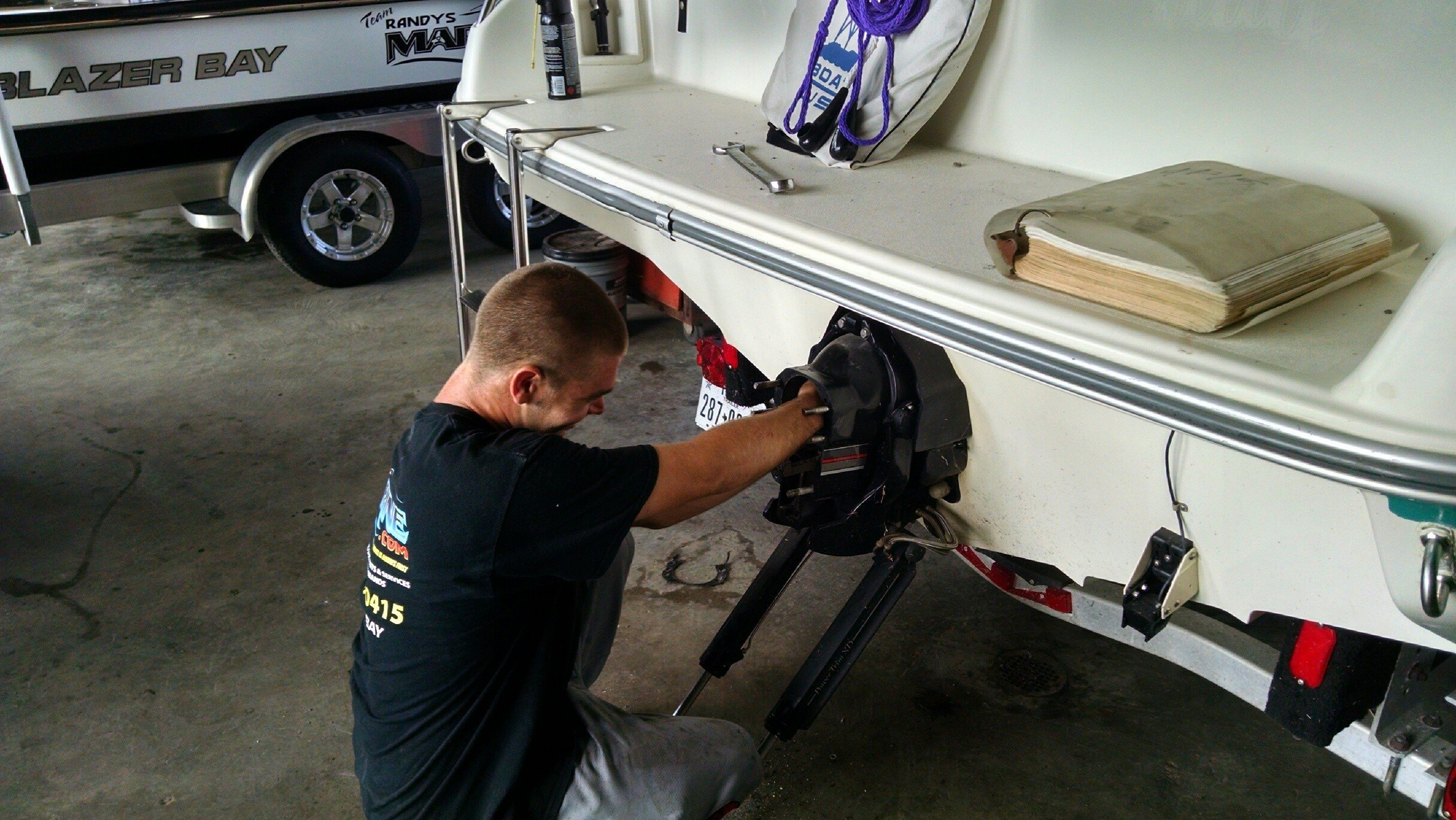 Image result for Try to maintain the schedule for your outboard motor