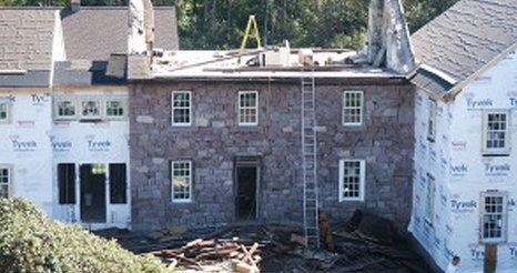 Four-Over-Four Farm House
