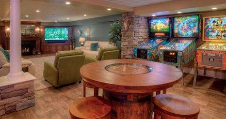 Underground Living Space