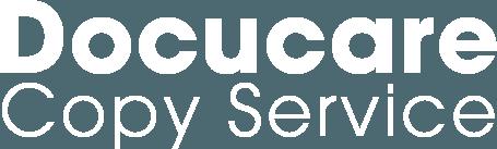 Docucare Copy Service - Logo