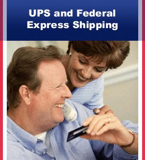 Order Shipping  - Dallas, TX  - TRAKK Fulfillment - Order Shipping - UPS and Federal Express Shipping