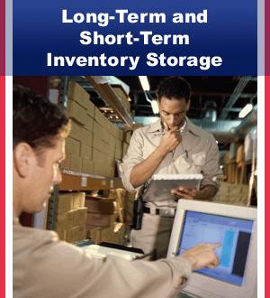 Product Inventory  - Dallas, TX  - TRAKK Fulfillment - Product Inventory - Long-Term and Short-Term Inventory Storage