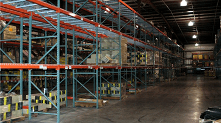 Warehousing - Dallas, TX  - TRAKK Fulfillment - Warehousing