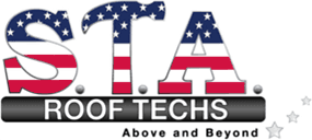 S.T.A. Roof Techs - logo