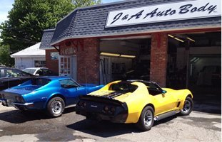 Strut and shock repairs | Milford, CT | J&A Auto Body Inc. | 203-878-3090