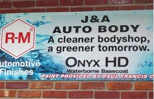 Custom paint jobs | Milford, CT | J&A Auto Body Inc. | 203-878-3090