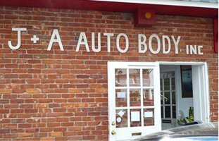 Dent removal | Milford, CT | J&A Auto Body Inc. | 203-878-3090