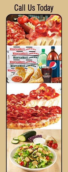 Restaurants - Sonora, CA - Mountain Mike's Pizza