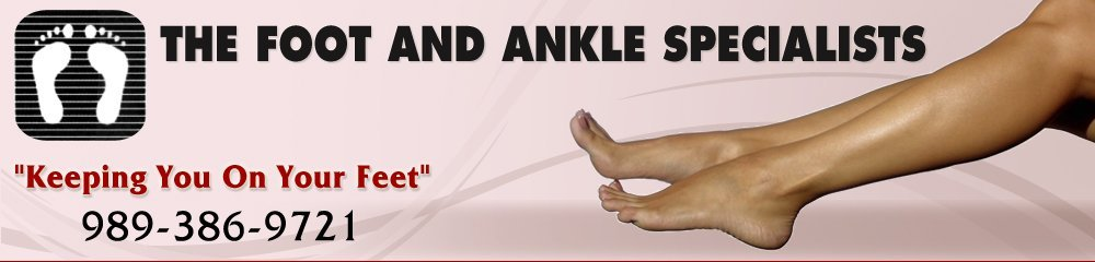 Podiatrists - Clare, MI - The Foot And Ankle Specialists