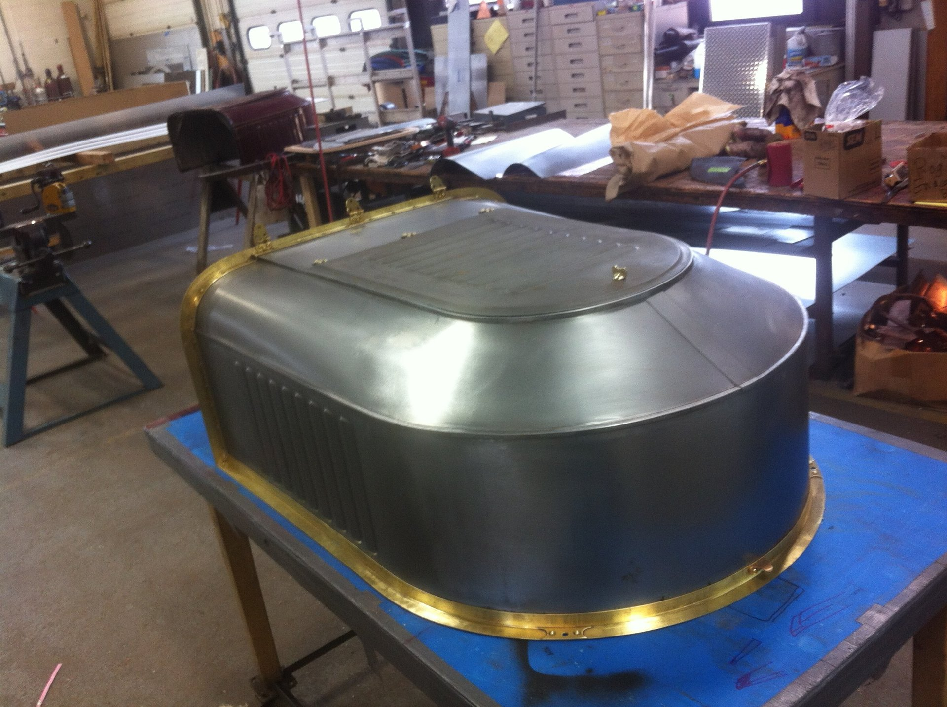 industrial metal service