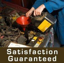 Lubrication Service - Burlington, WA - Oil Well Fast Lube