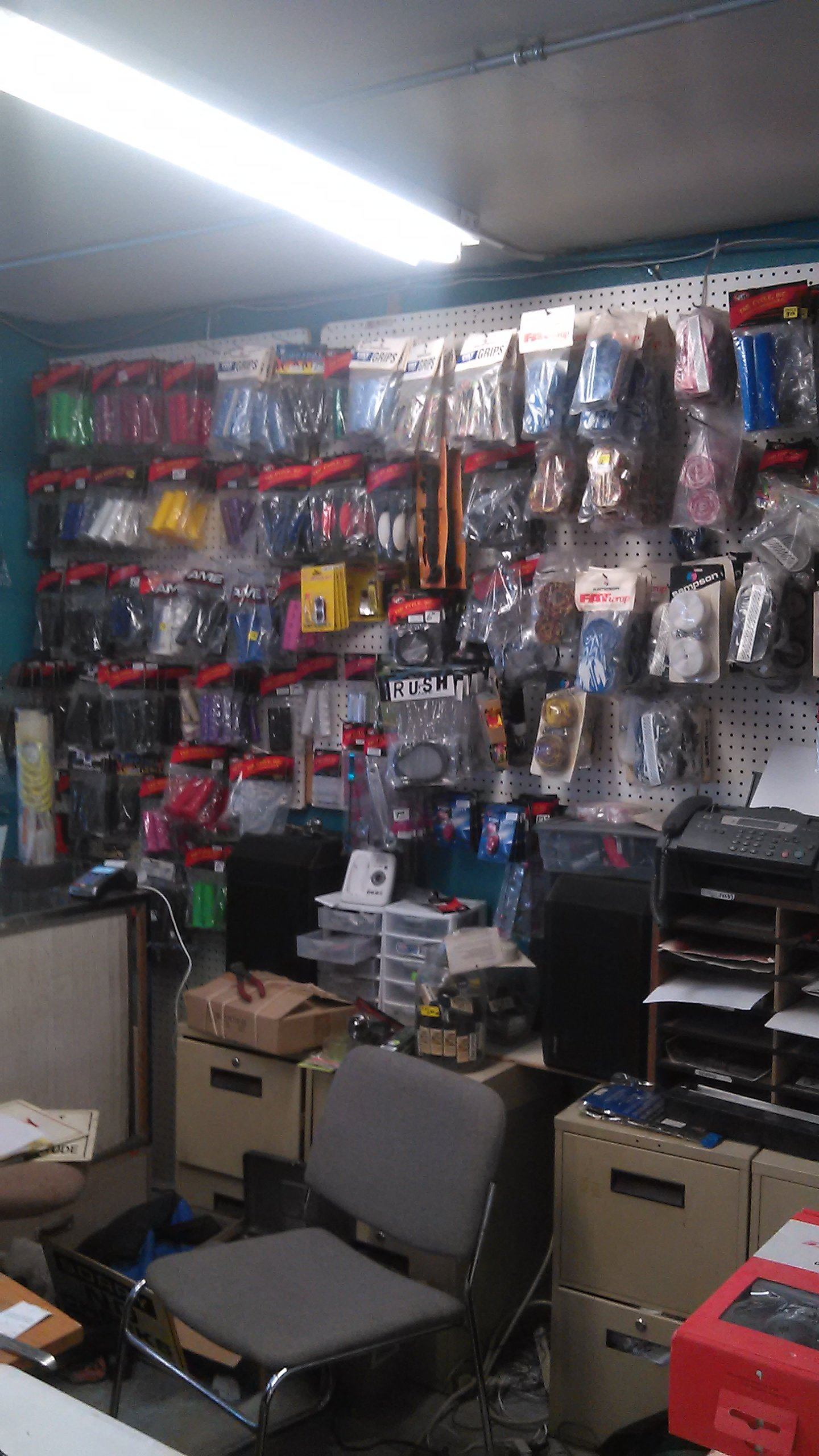 Bicycle Parts & Accesories