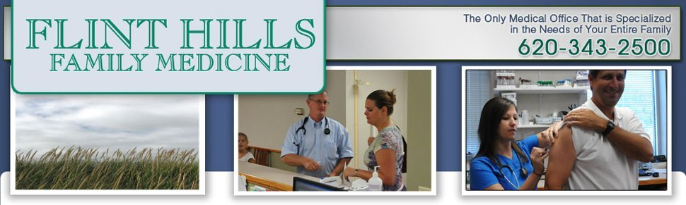 Family Healthcare  - Emporia, KS Flint Hills Family Medicine