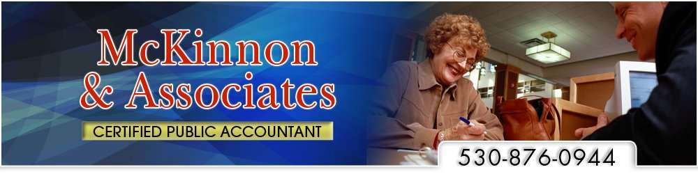 Accountant Paradise, CA - McKinnon & Associates