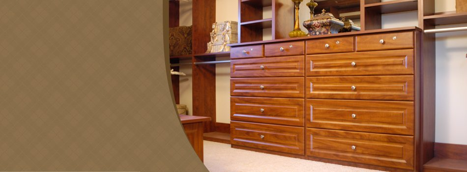 Get Custom Cabinets And Closets To Complement Any Room!