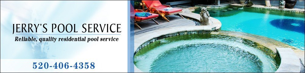 Swimming Pool Repair - Tuscon, AZ - Jerry's Pool Service
