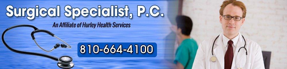 Surgical Clinic - Lapeer, MI - Surgical Specialist, P.C.