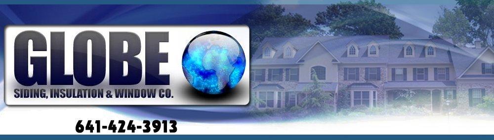 Insulation Contractors - Mason City, IA - Globe Siding Insulation & Window Co
