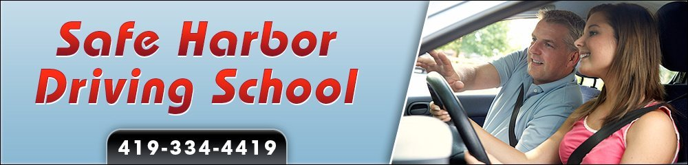 Driving School - Fremont, OH - Safe Harbor Driving School