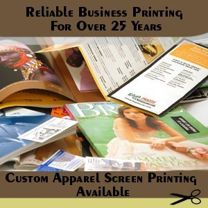 Business Printing - Tucson, AZ - Watermark Resources LLC Printing & Graphic Services - print ads - Reliable Business Printing For Over 25 Years - Custom Apparel Screen Printing Available