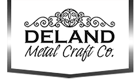Deland Metal Craft Company logo