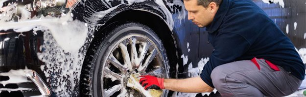 Foamy Car Wash