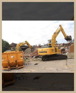 Landscaping excavation | Byron, MN | DeCook Excavating | 507-365-8730
