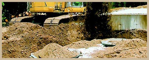 Septic digging | Byron, MN | DeCook Excavating | 507-365-8730