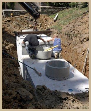 Septic Tanks | Byron, MN | DeCook Excavating | 507-365-8730