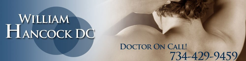 Chiropractor - Ann Arbor, MI - William Hancock DC