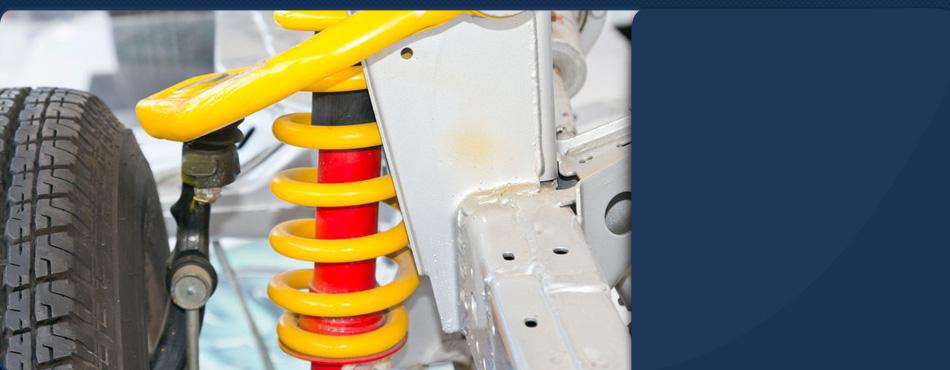 Car shocks repair